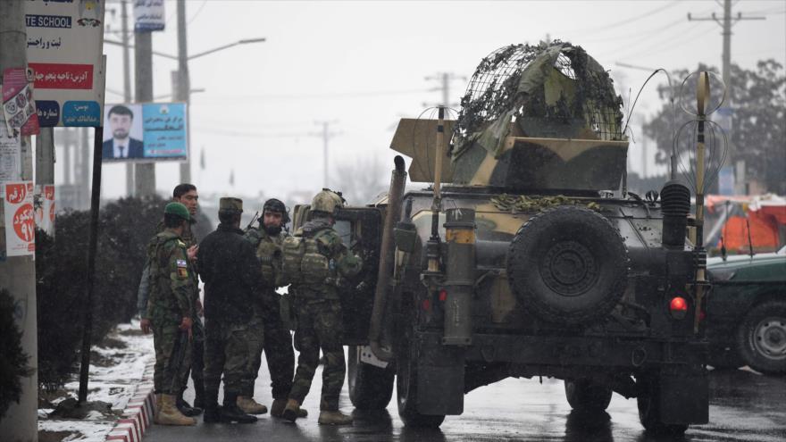 9 muertos y 10 heridos tras ataque contra Ejército afgano en Kabul