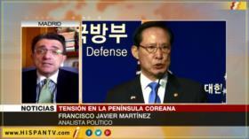 'EEUU echa leña al fuego en el conflicto entre las dos Coreas'