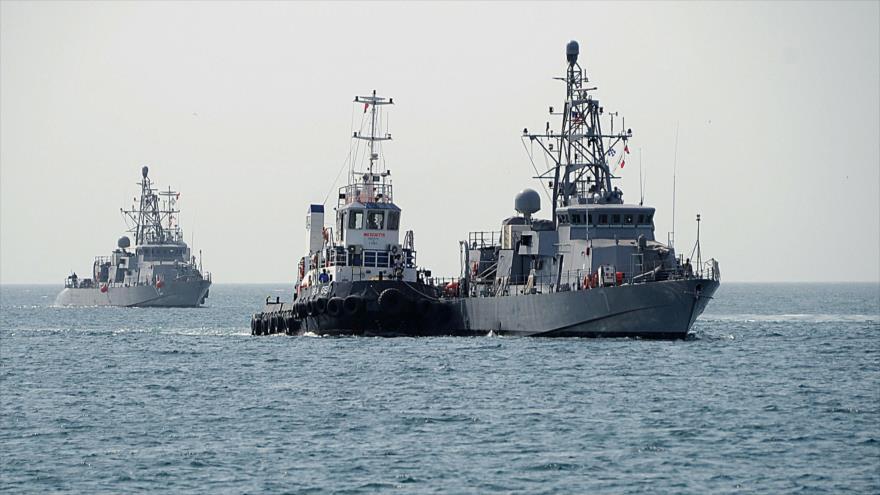 Irán: buques de EEUU han cambiado de comportamiento en Golfo Pérsico