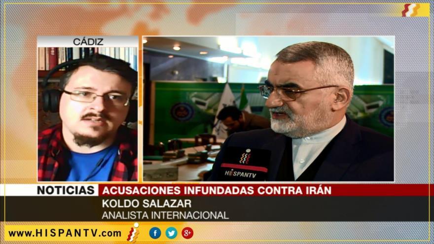 'ONU confirma que Irán no suministra armamentos a Yemen'