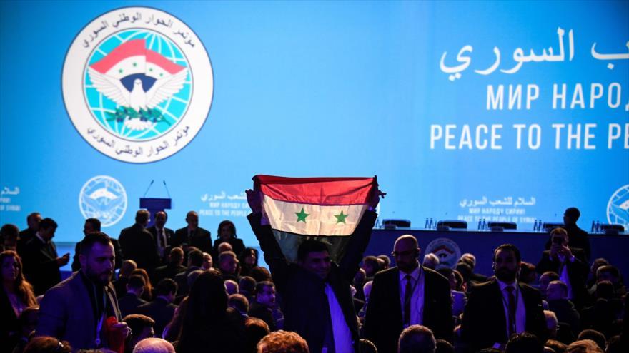 Declaración de Sochi destaca unidad territorial de Siria