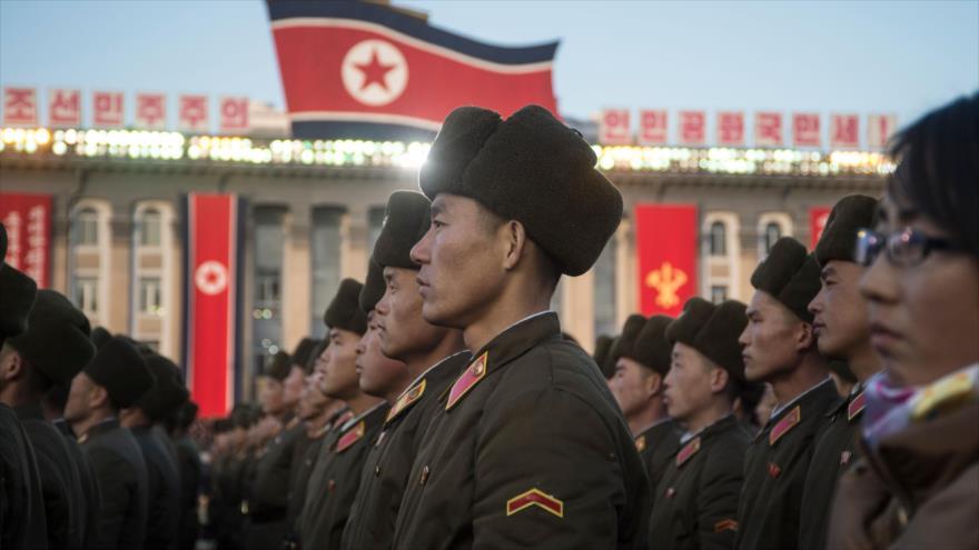 Corea del Norte dice a Trump que retroceda o 'aplastará' a EEUU