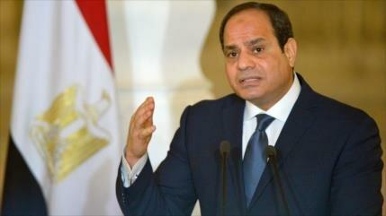 Al-Sisi advierte a oposición egipcia de no boicotear elecciones