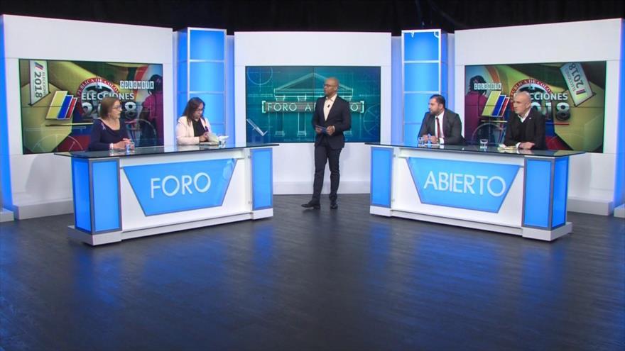 Foro Abierto; Colombia: Legislativas en medio de la tregua del ELN