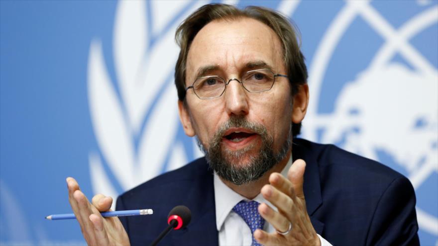Alto Comisionado de ONU pide llevar a autoridades birmanas a TPI