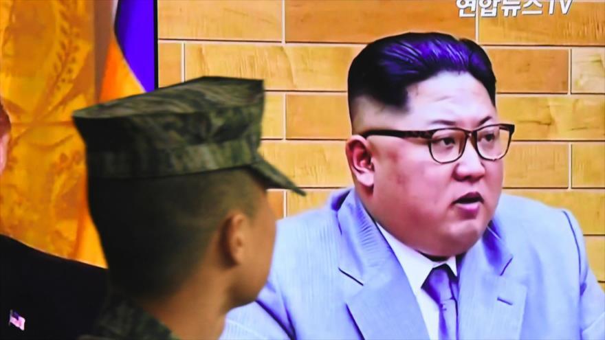 Kim: Moon ya no tendrá que despertarse temprano por nuestros misiles