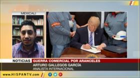 'Trump no garantiza seguridad nacional con sus aranceles'