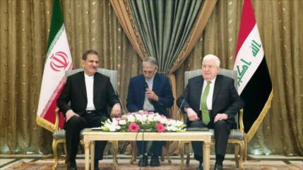 Irán seguirá ayudando a Irak en la etapa post-Daesh