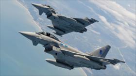 Arabia Saudí compra al Reino Unido 48 cazas Typhoon