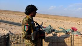 Al menos 18 militares afganos mueren en un ataque de Talibán