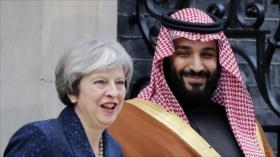 Londres y Riad emiten declaración conjunta contra Irán y Hezbolá