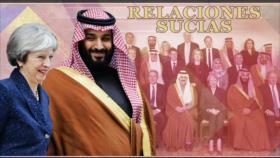Detrás de la Razón: ¿Sabe por qué a la reina Isabel no le dio vergüenza recibir al príncipe de Arabia Saudí?
