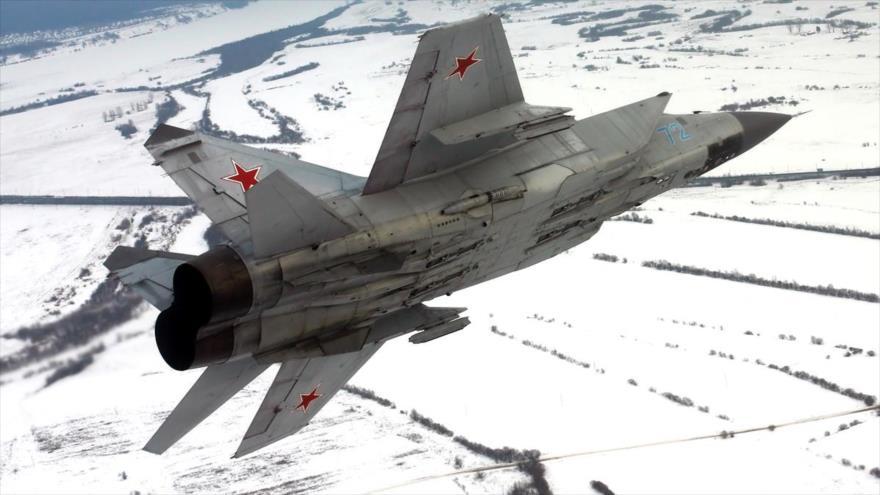 Rusia prueba misil hipersónico 'Kinzha' con mira en EU