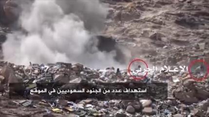 Vídeo: Ansarolá ataca puesto fronterizo y mata a soldados saudíes