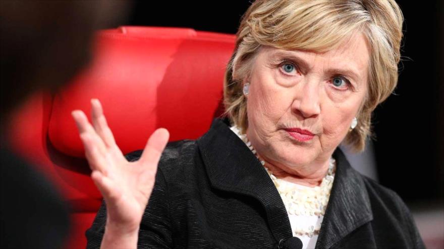 Hillary Clinton cuestiona aptitud de Trump para dialogar con Pyongyang
