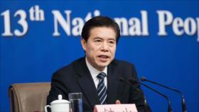 """China alerta a EEUU: Una guerra comercial es """"desastrosa"""""""