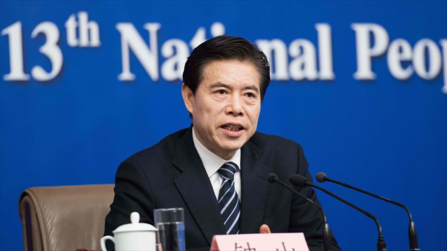 Advierte China de respuesta en caso de guerra comercial con EU
