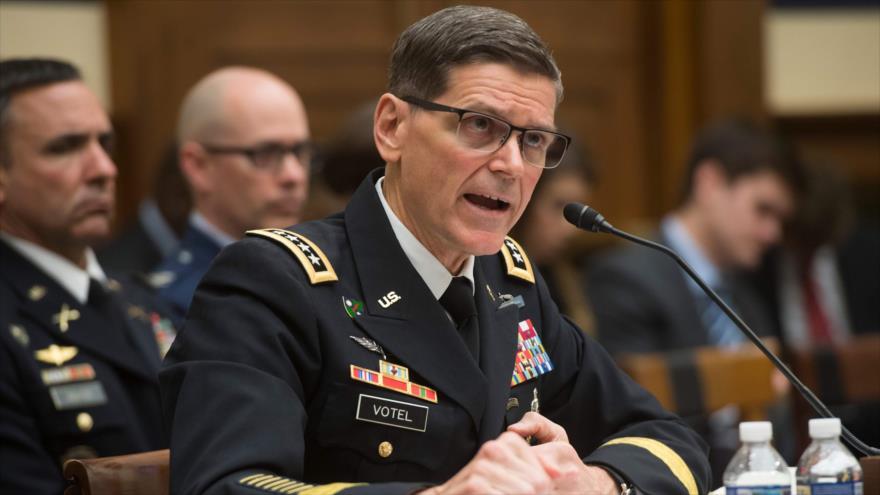 Pentágono: Irán y Rusia han reducido el rol de EEUU en Oriente Medio