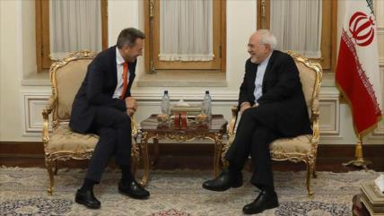 Irán, comprometido con reducir los padecimientos de los sirios