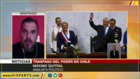 'Chile con Piñera, comienza una nueva era de mejora económica'