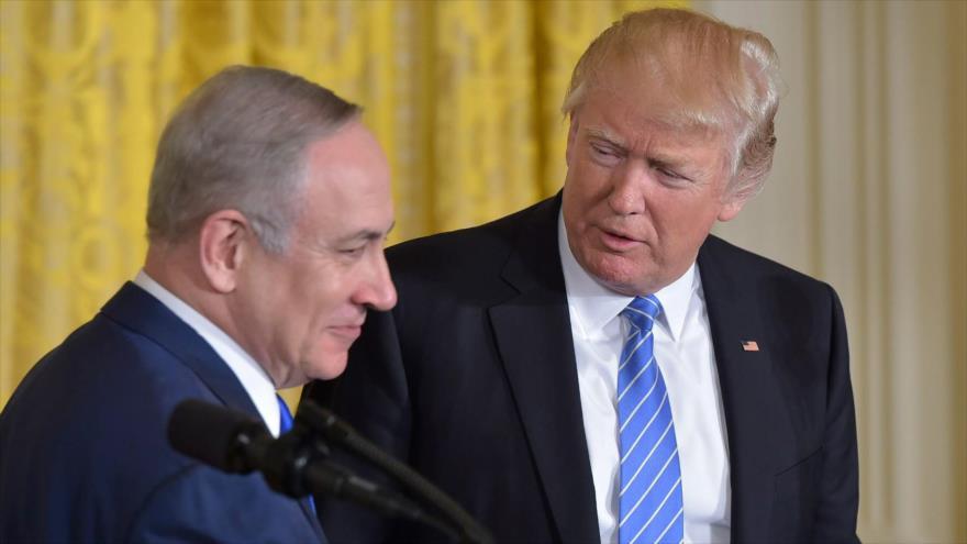 'Trump ha prometido a Netanyahu salir del pacto nuclear con Irán'