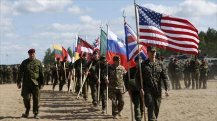 Rusia alerta: OTAN está formando 'Schengen militar' en Europa