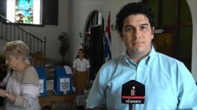 Cubanos acuden a votar para iniciar histórico cambio generacional