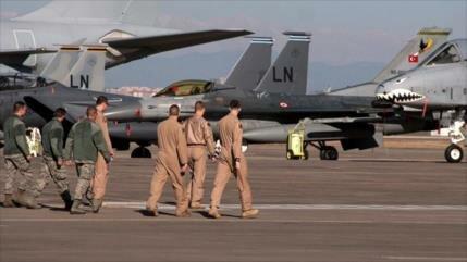 EEUU reduce tropas en base turca en medio de tensiones con Ankara