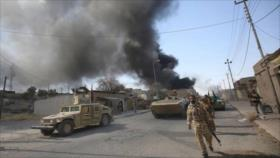 Fuerzas iraquíes repelen ofensiva de Daesh lanzada desde Siria