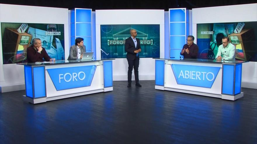Foro Abierto; Colombia: Elecciones legislativas 2018