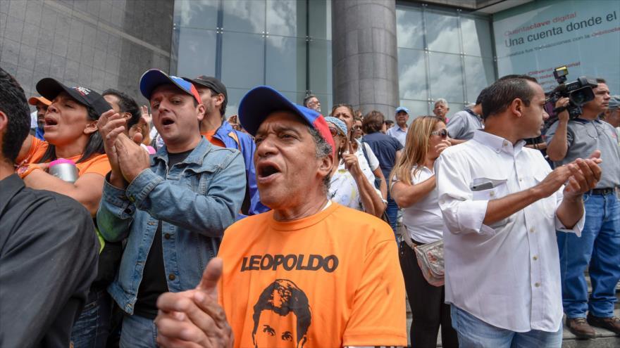 Oposición pide a ONU no avalar las presidenciales en Venezuela