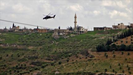 Fuerzas turcas cercan la ciudad siria de Afrin; Siria lo desmiente