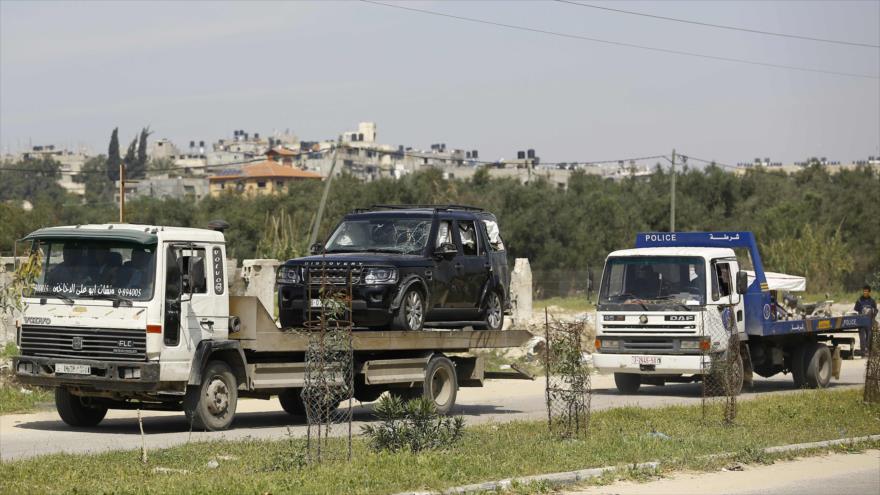 El primer ministro palestino sobrevive a un intento de asesinato en Gaza