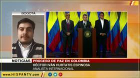 No se prevé un acuerdo final con ELN como el logrado con las FARC