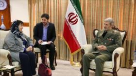 """""""Irán aumenta su poder defensivo ante las amenazas enemigas"""""""