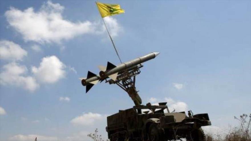 Resultado de imagen para Hezbolá y sus misiles sobre Israel