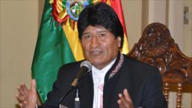 Morales llama a alinearse frente a EEUU para liberar la región