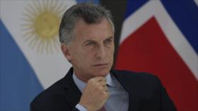 Sondeo: 53% de argentinos no volverá a votar a Macri en 2019