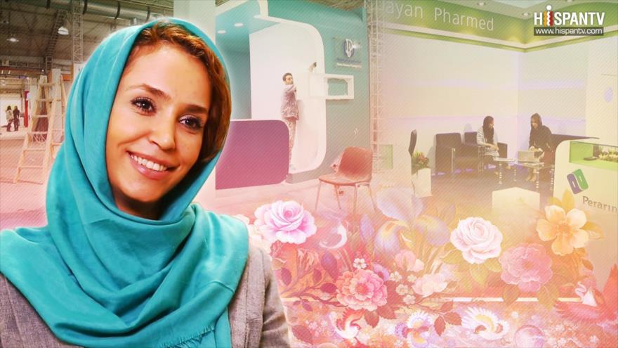 Las mujeres de Irán: Shima Khiyali