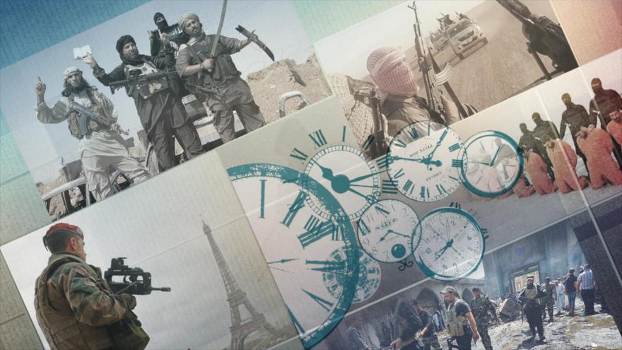 10 Minutos: Daesh: Próximo(s) refugio(s)