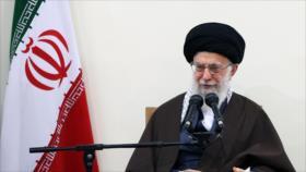 Líder de Irán prevé un 'futuro luminoso' para el país