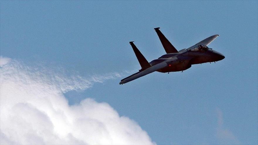 EEUU envía cazas F-15 y 260 pilotos a Países Bajos ante 'amenaza rusa'