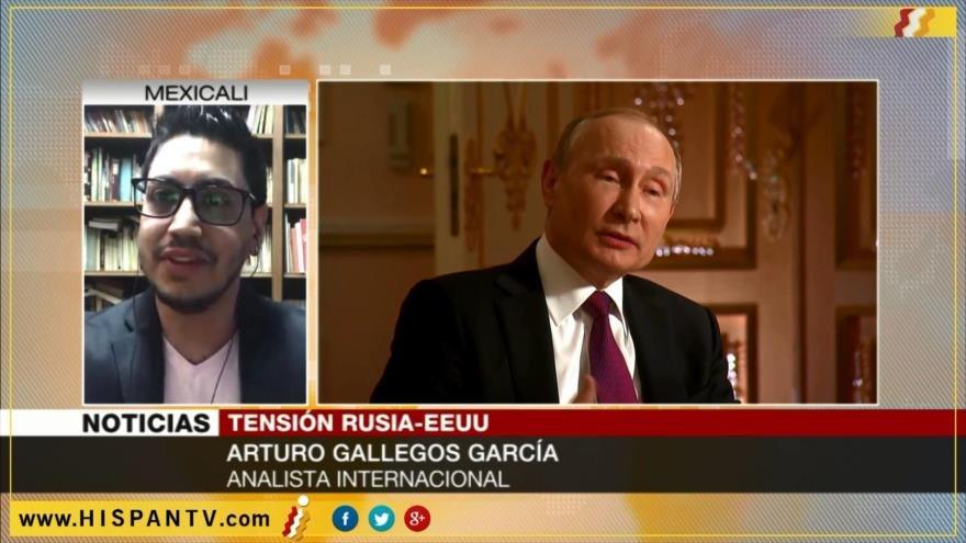 'Nuevas sanciones de EEUU contra Rusia intentan debilitar a Putin en comicios'