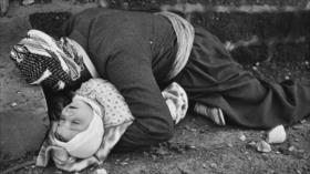Fotos que sacuden al mundo: Omar Khawar