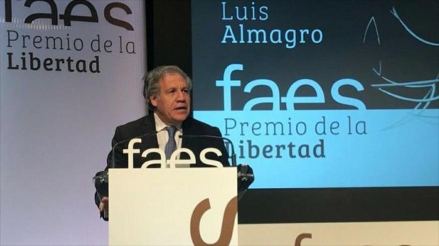 """OEA denuncia que candidato Henri Falcón es un """"peón"""" de Maduro"""