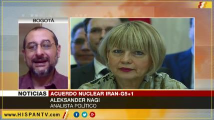 'Israel recurre a cualquier manera para anular pacto nuclear'