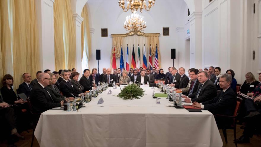 Irán cree que EU quiere dejar el acuerdo nuclear