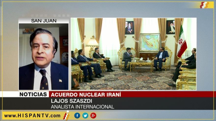 'UE acordará sancionar a Irán para salvar su comercio con EEUU'