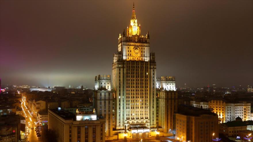 """Rusia acusa a Londres de """"ocultar la verdad"""" sobre el exespía ruso"""