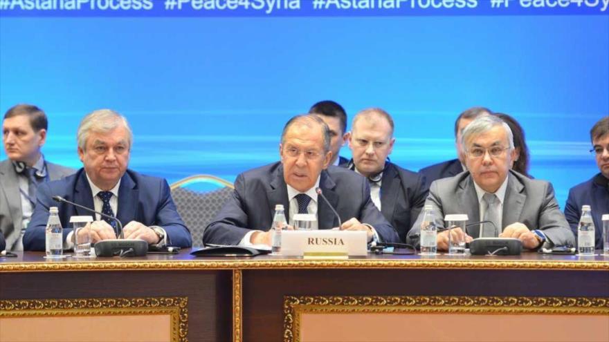 Rusia arremete contra EEUU por sugerir bombardear palacio de Al-Asad